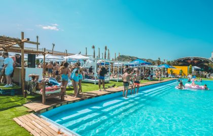 BEACH CLUB MEDUSA