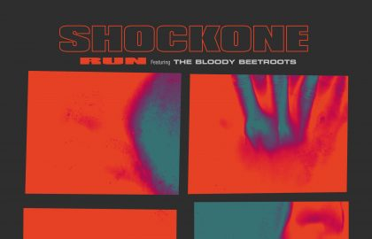 [Cover] ShockOne - Run (feat. The Bloody Beetroots)