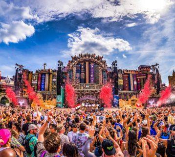 Tomorrowland 2019 Mainstage