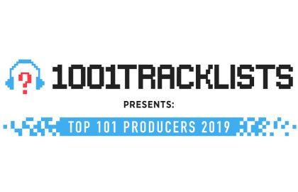 1001Traklists Top 101 Producers