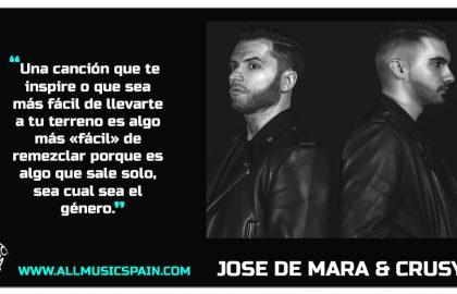 Entrevista Jose de Mara & Crusy Buena