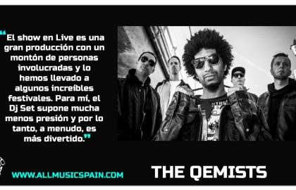 Entrevista The Qemists Buena