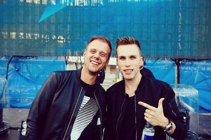 Nicky Romero & Armin van Buuren