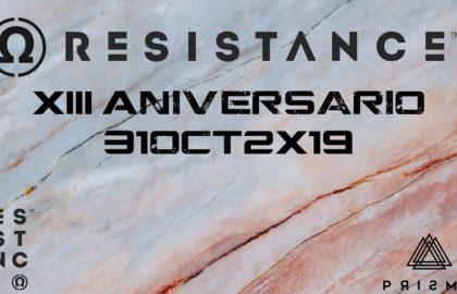 resistance is back