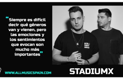Entrevista Stadiumx