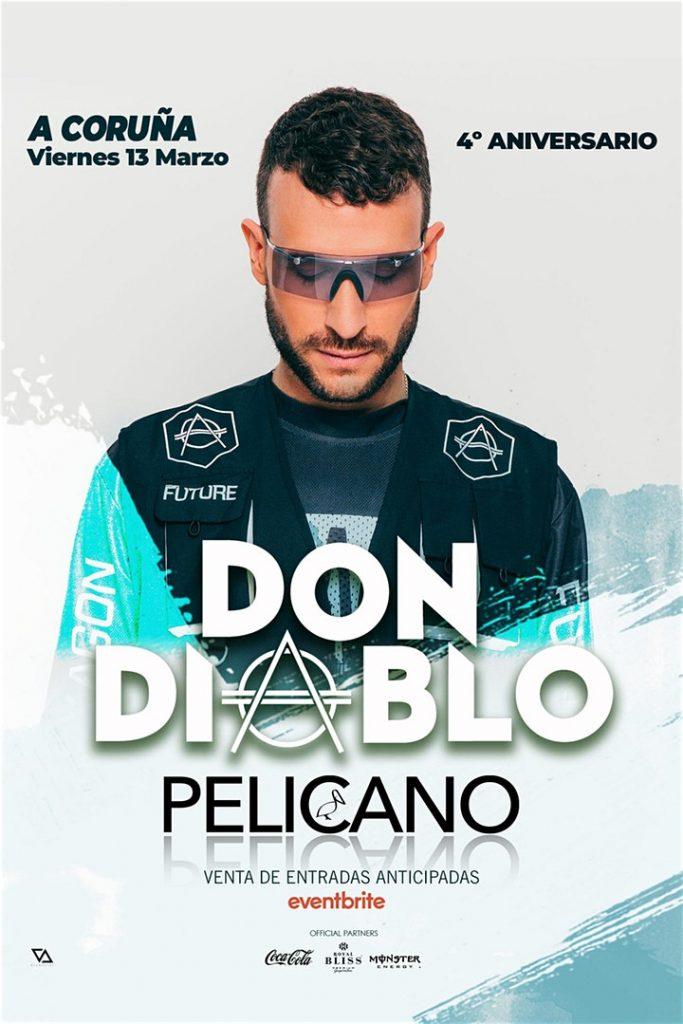 Don Diablo @ Sala Pelícano