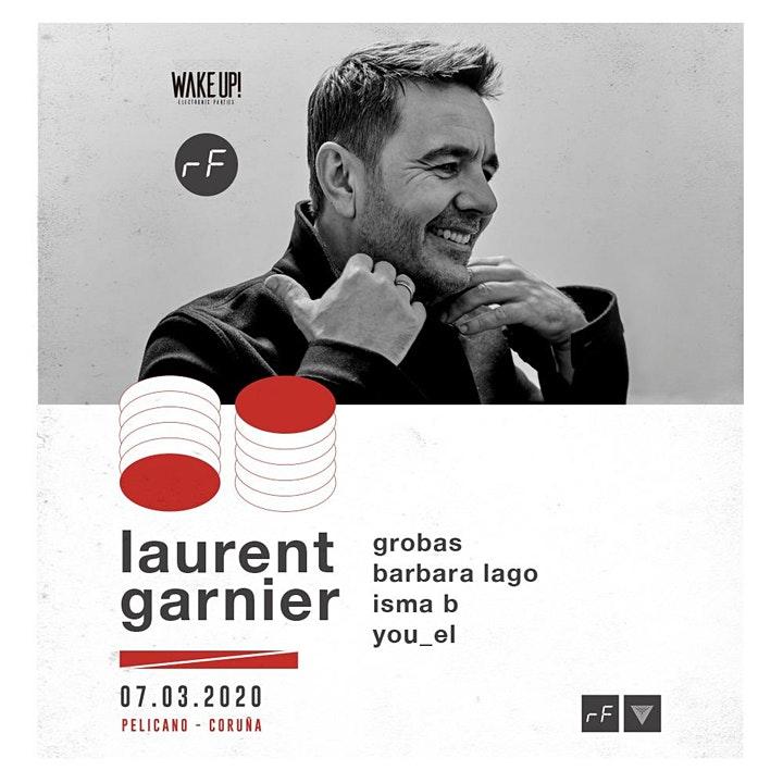 Laurent Garnier @ Sala Pelícano