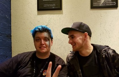 [Press pic] Flux Pavilion + Franky Nuts