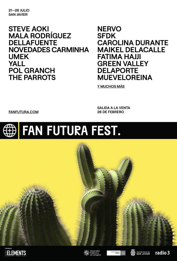 Cartel 24-02 Fan Futura 2020