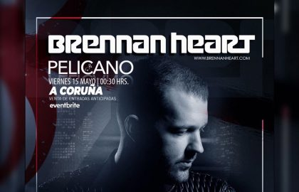 Brennan Heart @ Sala Pelícano