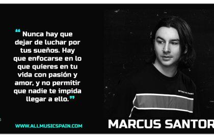 Marcus Santoro entrevista Web