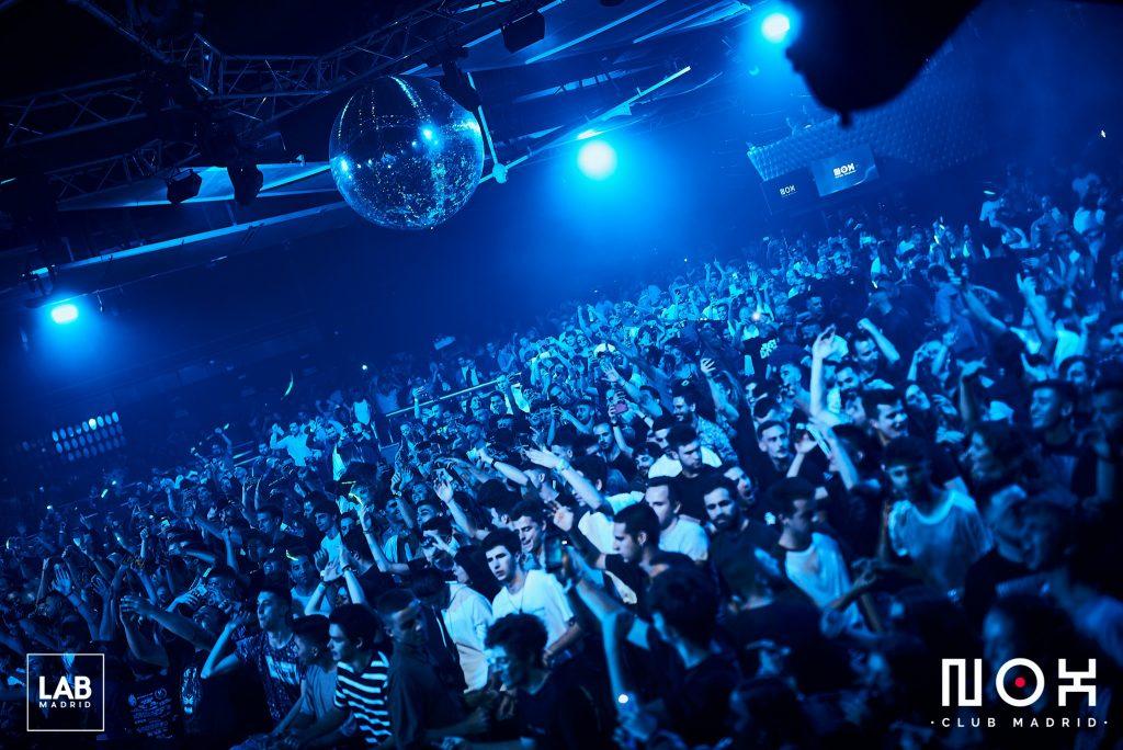 Nox Club Madrid