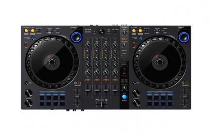 Pioneer-Dj-DDJ-FLX6-Controlador-Dj-de-4-canales-para-Rekordbox-y-Serato-DJ-Pro
