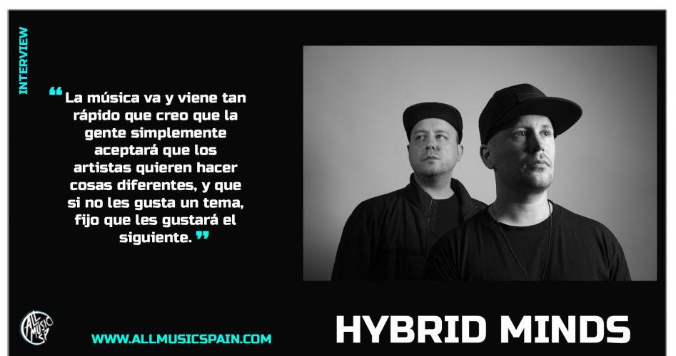 Hybrid Minds Web
