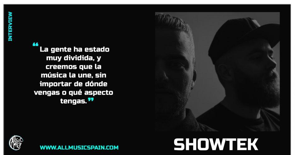 Showtek Web