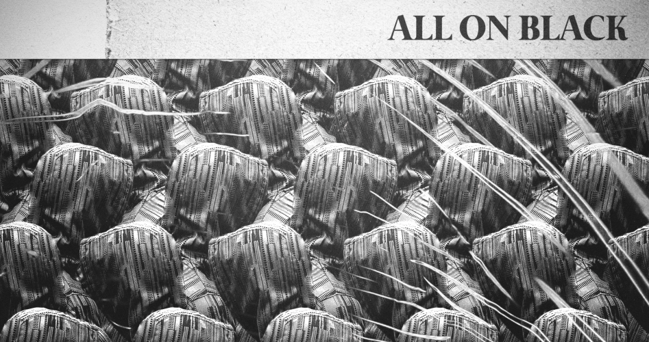 all on black cover official 3