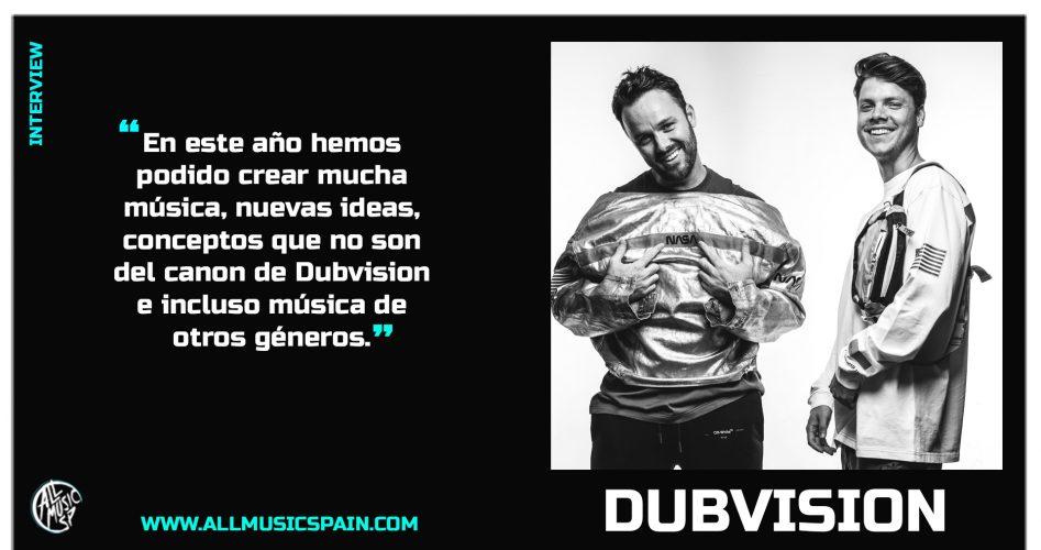 portada dubvision entrevista